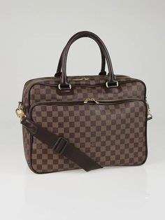 Louis Vuitton Damier Canvas Icare Computer Bag