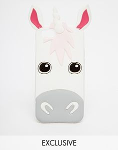 Skinnydip+Exclusive+Unicorn+Silicone+iPhone+5+Case