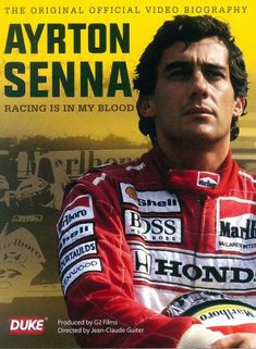 Ayrton Senna Racing is in My Blood