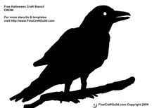 More Pumpkin Carving Designs – w Free Stencils Halloween Raven, Halloween Rocks, Halloween Banner, Halloween Displays, Halloween Signs, Halloween Cards, Holidays Halloween, Halloween Pumpkins, Halloween Diy