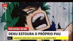 Otaku, Boku No Hero Academia, Superman, Funny Memes, Geek Stuff, Manga, New Memes, Ouat Funny Memes, Chistes