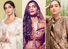 5 Sonam Kapoor inspired traditional ensembles that you can add to their wardrobe this festive season