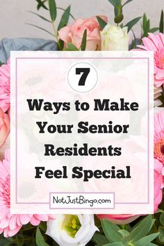 How do you make your senior residents feel special at your nursing facility? Click through to learn 7 ways that you can being implementing in your senior activity program today! Activities For Dementia Patients, Elderly Activities, Work Activities, Activity Ideas, Dementia Care, Dementia Crafts, Elderly Crafts, Music Therapy Activities, Dementia Awareness