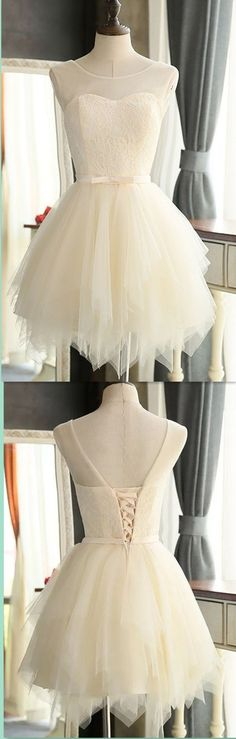 simple homecoming dress