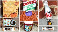 Halloween Teacher Gift Ideas.