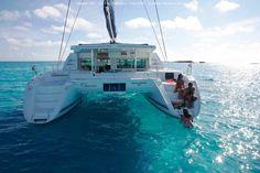 MYSTIQUE Catamaran Greece - LAGOON