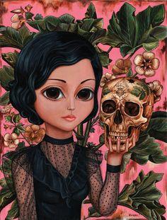 Trixie's Treats: Artist Raudiel Sañudo