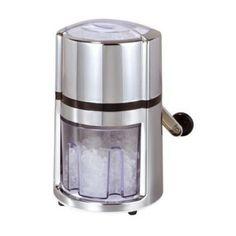 Eis-Crusher Rondo inklusive Eisbehälter und Schaufel: http://cocktail-glaeser.de/barzubehoer/eis-crusher/eis-crusher-rondo-inklusive-eisbehaelter-und-schaufel/