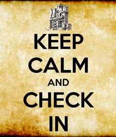 """A little """"Keep Calm"""" #TowerOfTerror fun I worked up in Photoshop for today. Happy Friday the 13th!"""