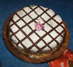 "Torta al Cacao...la ""nuvola nera"""