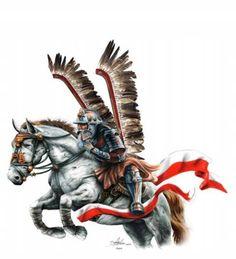 Naklejka Husaria Allegro Pl Wiecej Niz Aukcje Najlepsze Oferty Na Najwiekszej Platformie Handlowej Polish Winged Hussars Winged Hussars Hussar