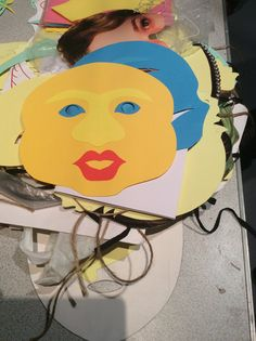 Mask Making Theatre Design, Mask Making, Tweety, How To Find Out, Activities, Costumes, Fictional Characters, Art, Craft Art