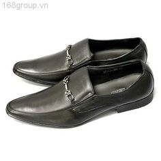 Giày nam công sở da thật thời trang YOER SHOES - GHK06