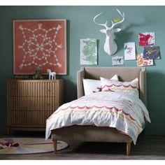 Dwellstudio Garland Multi Twin Duvet Set   Crib Bedding For Girls : Baby  Girl Bedding U0026 Dwell Studio. Images