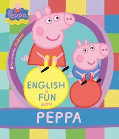 PEPPA PIG. ENGLISH IS FUN WITH PEPPA. - ENGLISH IS FUN WITH PEPPA Con este cuaderno, no hay opción para el aburrimiento. Juega y diviértete con las originales propuestas de Peppa Pig, desarrolla tu memoria, tu capacidad de análisis, de lógica y de deducción pero, sobre todo, sumérgete en el aprendizaje del inglés de manera natural y dinámica. Sin darte cuenta vas a: -aprender...