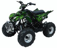 Tao Tao 125cc A Kids Mid ATV