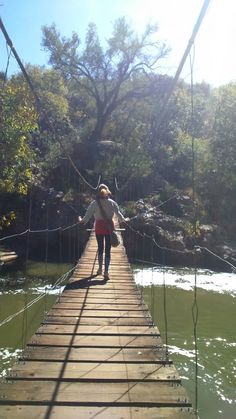 Hennops Hiking trail.  Joburg South Africa