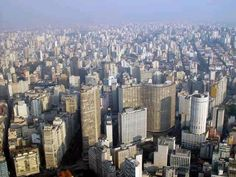 3 places with observation decks with free entrances and great views onto Sao Paulo, Brazil | Traveldudes.org