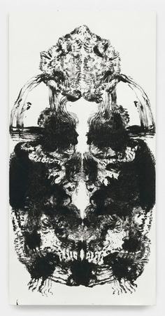 "Mark Wallinger ""id painting"", 2015."