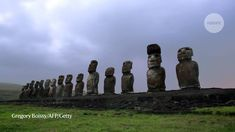 Ancient voyage carried Native Americans' DNA to remote Pacific islands Mysterious Places On Earth, Easter Island Statues, Native American Ancestry, Polynesian Islands, Polynesian People, Before Us, Heritage Site, British Museum, Vacation Spots