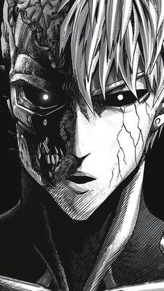 OPM: Genos 'I will kill him with my bare hands.'