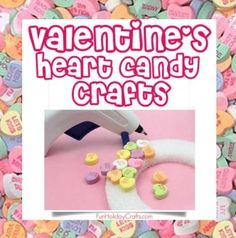 cheap easy valentines  day crafts | crafts here are a few craft ideas for those yummy valentine s day ...
