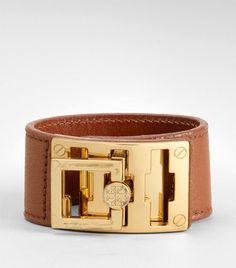 tory burch turnlock bracelet