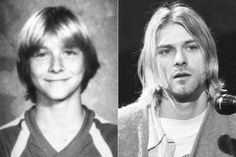 Kurt Cobain - Before They Were Famous