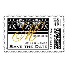 ==> consumer reviews          Save the Date Monogram Damask Gold Black Postage           Save the Date Monogram Damask Gold Black Postage We provide you all shopping site and all informations in our go to store link. You will see low prices onHow to          Save the Date Monogram Damask Go...Cleck Hot Deals >>> http://www.zazzle.com/save_the_date_monogram_damask_gold_black_postage-172796162477043250?rf=238627982471231924&zbar=1&tc=terrest