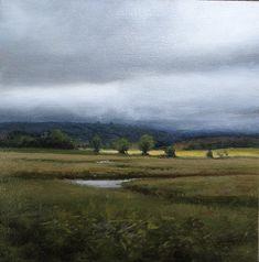 """""""Illuminated Valley Study"""" Renato Muccillo"""