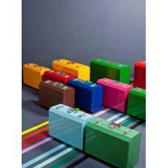 Coloured Trunks