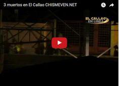 3 Muertos en El Callao por saques de esta noche  http://www.facebook.com/pages/p/584631925064466