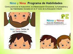 Cómo promover el Autocontrol, la Diferenciación Emocional, la Autoestima y las Habilidades Sociales en el 2º Ciclo de la Educación Infantil.