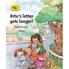 Ritu's Letter Gets Longer — Little Ritu is very eager to see her cousin. So she posts him a very special letter. Find out what happens to the letter after it gets posted.