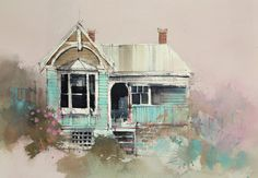 Painting Fine Lines | John Lovett - Watercolor Workshop