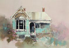 Painting Fine Lines | John Lovett - Watercolor Workshop