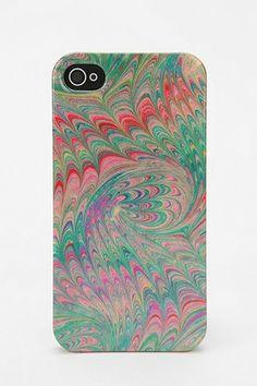 Fun Stuff Marble iPhone 4/4s Case - Urban Outfitters #fashion #urban #case