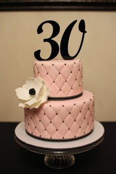 10 Awesome Photos of 30th Birthday Cakes — Birthday Cake