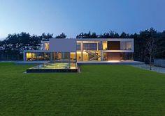 Aatrial House, Aatrial House KWK Promes Konieczny, Aatrial House Lower Silesia, KWK Promes Konieczny - http://architectism.com/aatrial-house-kwk-promes-konieczny/