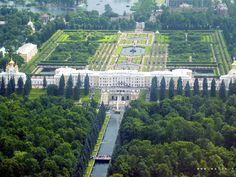 PETERHOF ~ Palace and Gardens ~ Saint Petersburg Russia