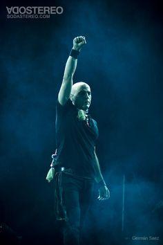Soda Stereo, Zeta Bosio, Nada Personal, Sd, Rock, Live, Music, Gustavo Cerati, Light Music