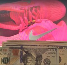 Prize: Sneakers & Cash