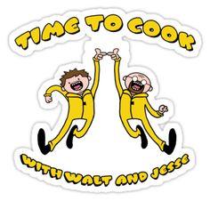 Breaking Bad Sticker :)
