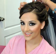 Carla Asmus make up