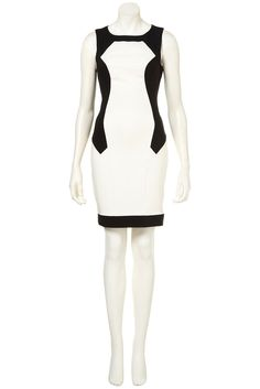 Illusion Pencil Dress - Dresses - Clothing - Topshop