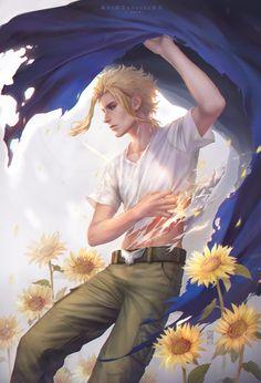 My Hero Academia_ by Zetsuai89