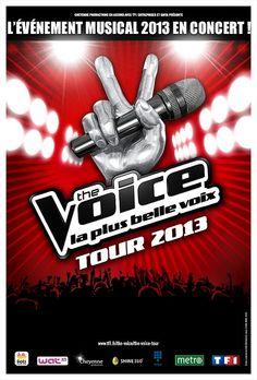 The Voice : Gagnez deux places pour le concert au Zénith de Lille - StarsBlog.fr