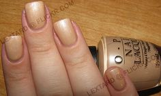 OPI - Sand In My Suit by lextard, via Flickr