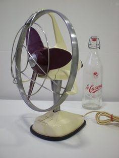 Vintagería: ventilador