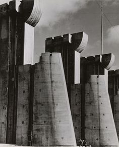 Fort Peck Dam, Montana - 20th Century Photographs - Photographs ...